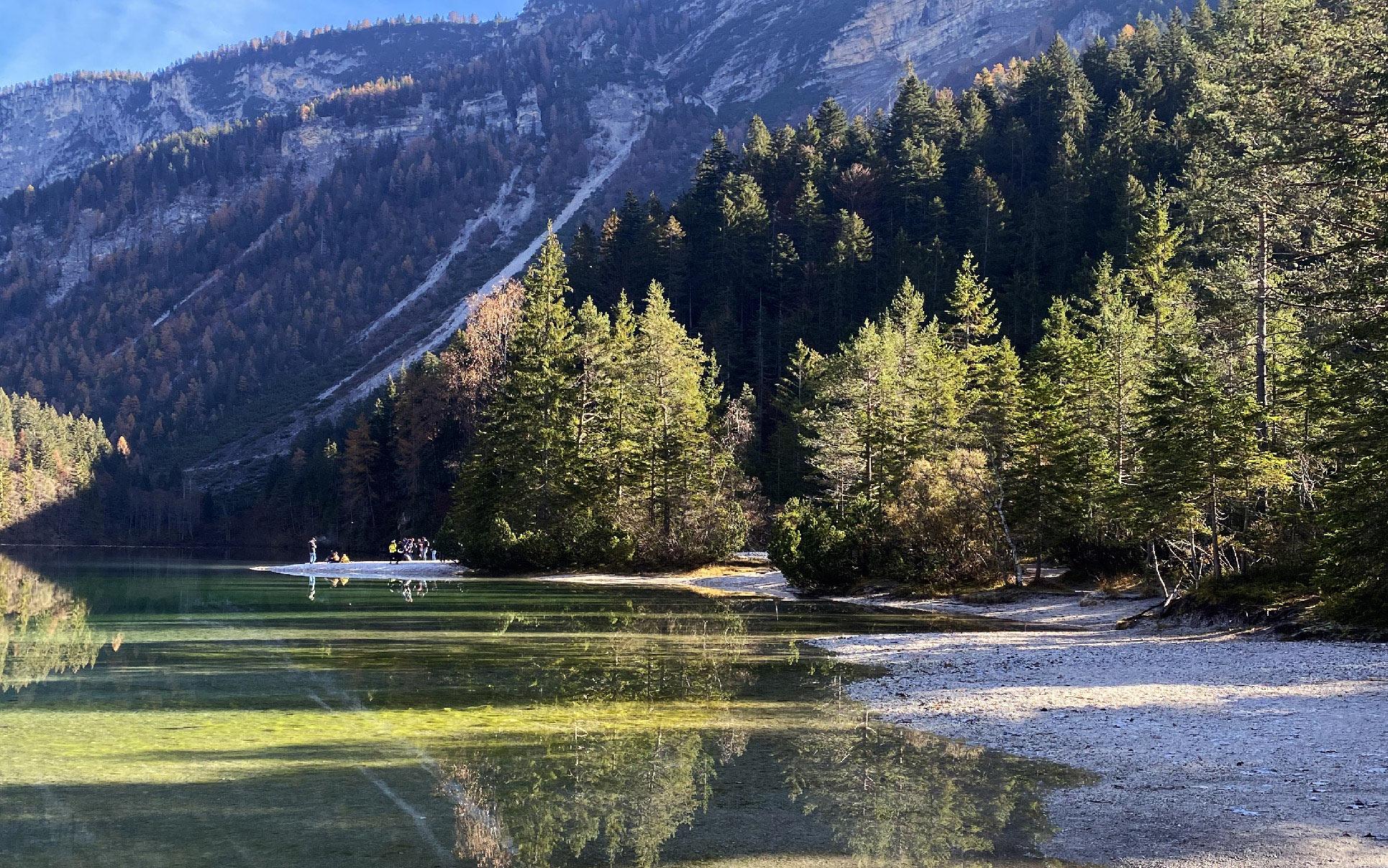 Lago di Tovel: la perla della Val di Non