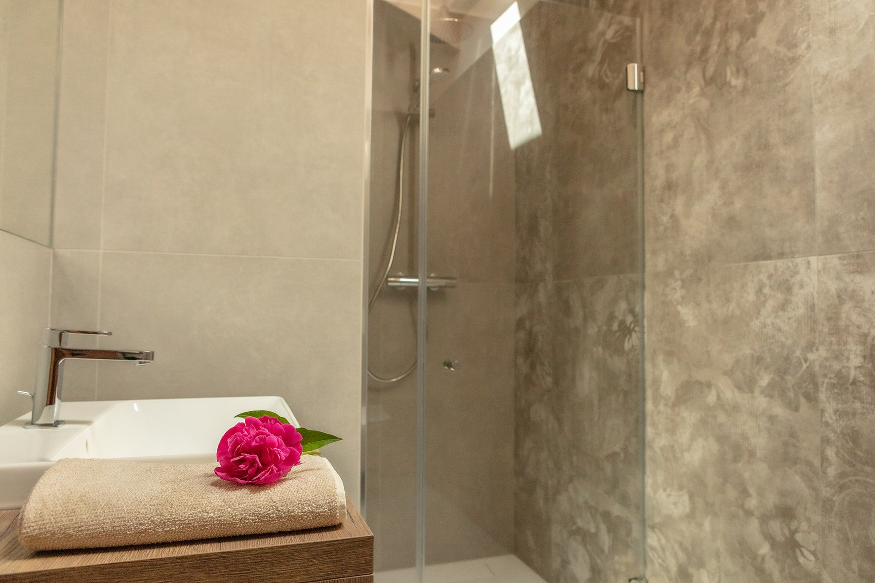 Bathroom Agritur La Crucola