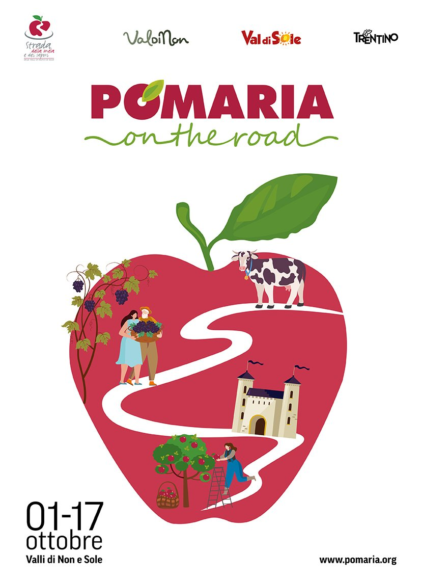 Pomaria on the road